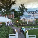 tented weddings amherst