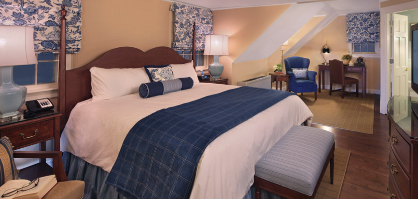 Inn on Boltwood Guest Room