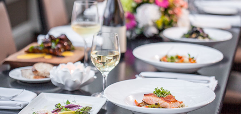 wedding food catering venue