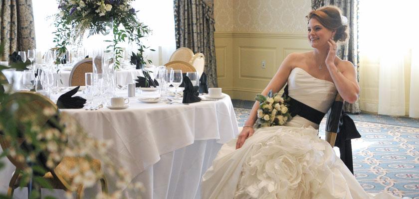 Weddings at the Inn on Boltwood
