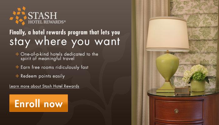 Stash Rewards at the Inn on Boltwood