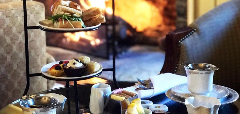 Inn on Boltwood's Holiday High Tea