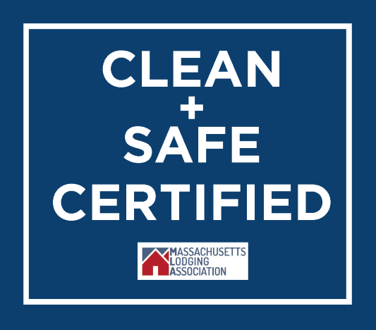 Massachusetts Lodging Association Clean and Safe Certified